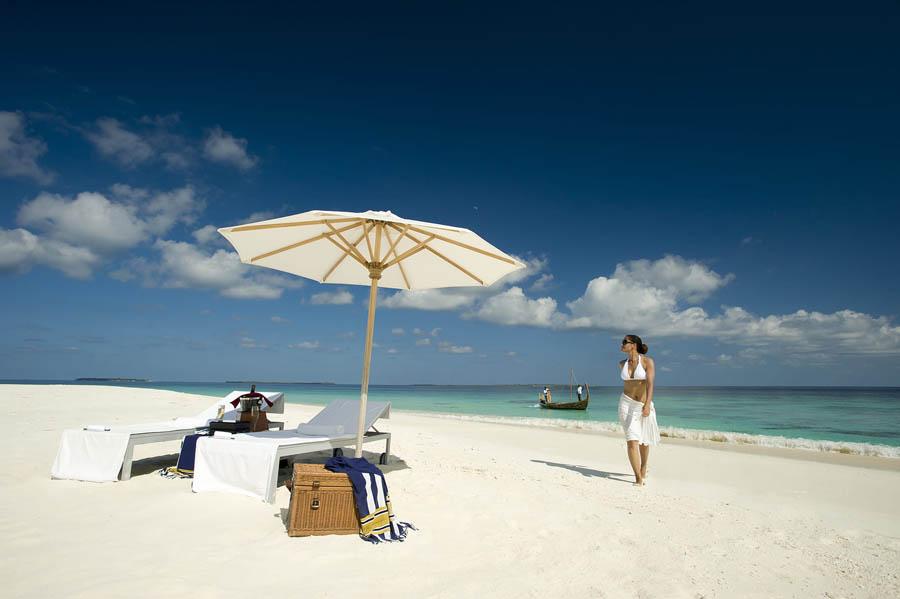 Boskie Malediwy odległe atole